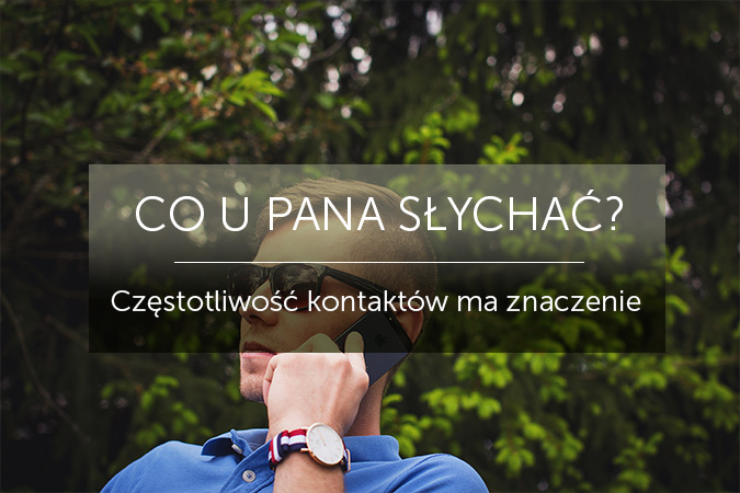 Co u Pana słychać